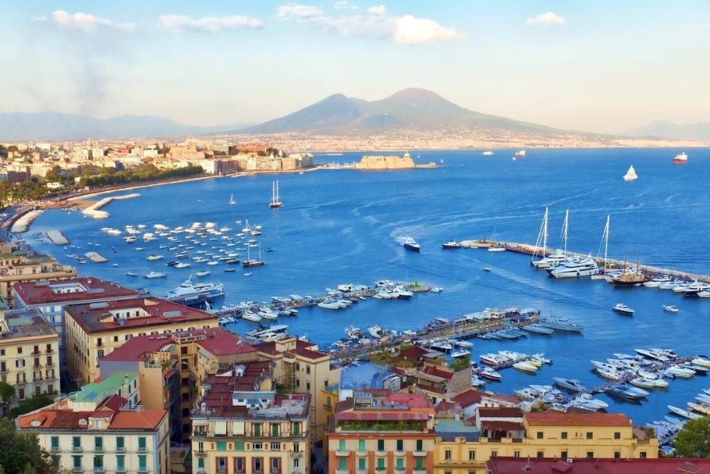 Il Golfo di Napoli