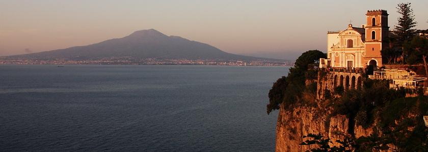 """Napoli e la costiera sorrentina """"come a casa tua"""""""