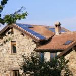Granara, un edificio con tetto fotovoltaico